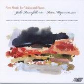 New Music for Violin & Piano by Peter Miyamoto