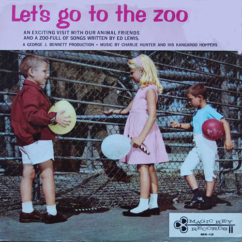 Let's Go to the Zoo von Charlie Hunter
