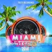 Miami Disco 2018 - EP fra Various Artists