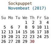 Novembeat, Vol. 2 de Sock Puppet