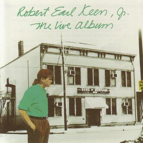 The Live Album by Robert Earl Keen