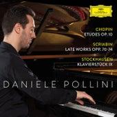 Chopin: Etude Op. 10 No. 12 in C minor by Daniele Pollini
