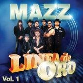 Linea De Oro Vol. 1 de Jimmy Gonzalez y el Grupo Mazz
