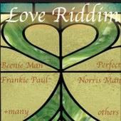 Love Riddim von Various Artists