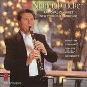 Stanley Drucker plays Bernstein, Debussy, Siegmeister, Corigliano and Poulenc by Stanley Drucker