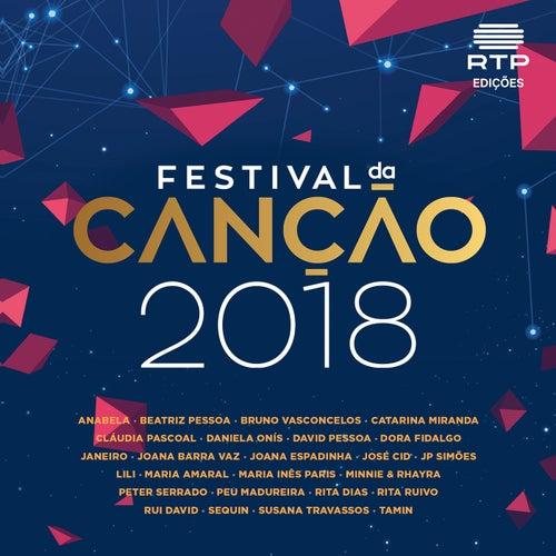 Festival Da Canção 2018 de Various Artists