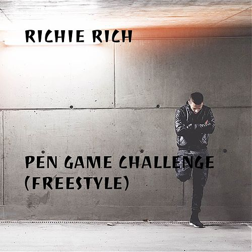 Pen Game Challenge (Freestyle) by Richie Rich