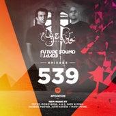 Future Sound Of Egypt Episode 539 - EP de Various Artists