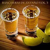 Rancheras De Antaño Vol 3 de Various Artists