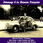 Hommage a la chanson francaise de Various Artists