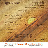 Tounge of Lounge - Sunset Ambient (Compiled by Voice of All) by Various Artists