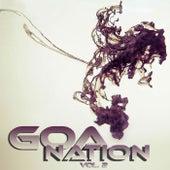 Goa Nation, Vol. 2 de Various Artists
