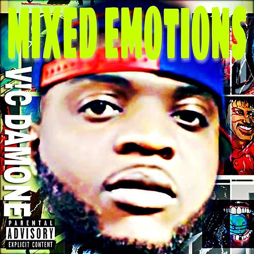 Mixed Emotions by Vic Damone