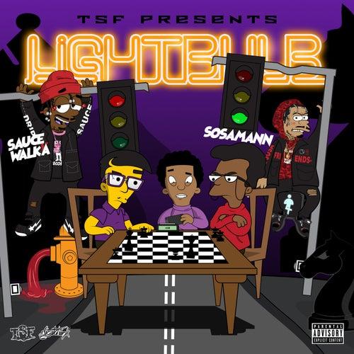 Light Bulb (feat. Sauce Walka) by Sosamann