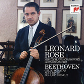 Beethoven: Cello Sonata No. 3 & 5 (Remastered) by Leonard Rose