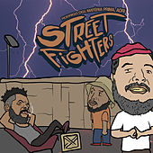 Street Fighters de Rodrigo Ogi