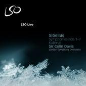 Sibelius: Symphonies Nos. 1-7, Kullervo by Sir Colin Davis