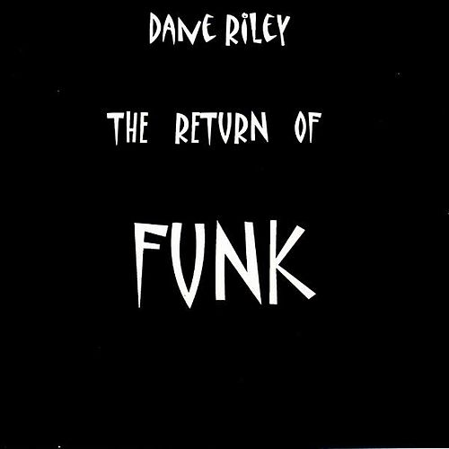 The Return Of Funk by Dane Riley