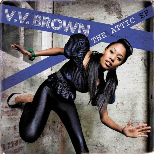 The Attic EP by V.V. Brown