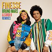 Finesse (Remixes) [feat. Cardi B] by Bruno Mars