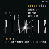 Holst - The Planets / Britten: Young Person's Guide To The Orchestra by Cincinnati Symphony Orchestra