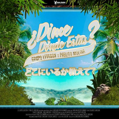 Dime Donde Estas (feat. Pablo Molina) by Grupo Leveson