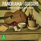 Panorama de la guitare by Various Artists