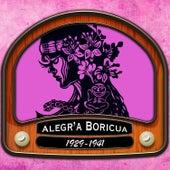 Alegr'a Boricua (1929-1941) von Various