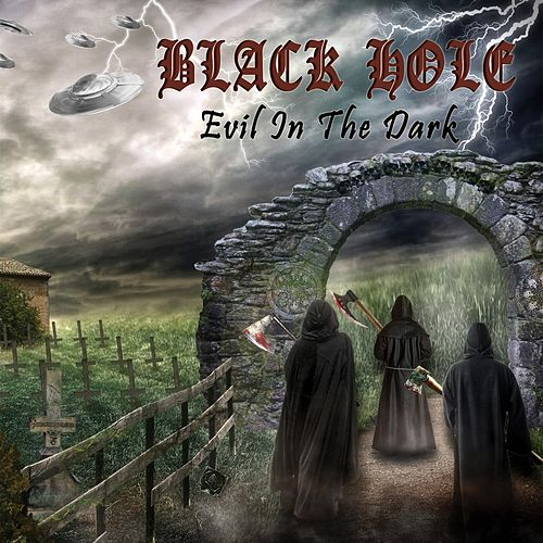 Evil in the Dark de Blackhole