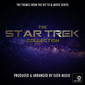 The Star Trek Collection by Geek Music