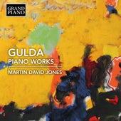 Gulda: Piano Works by Martin David Jones