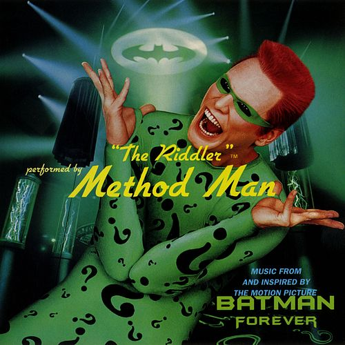 The Riddler von Method Man