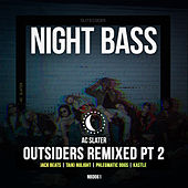 Outsiders Remixed Pt. 2 by Various Artists