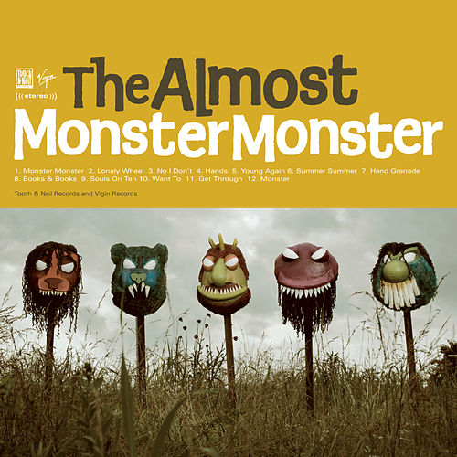 Monster Monster by The Almost