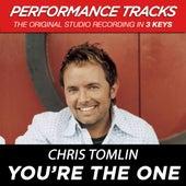 You're The One (Premiere Performance Plus Track) de Chris Tomlin