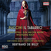 Puccini: Il tabarro, SC 85 by Various Artists
