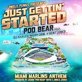 Just Gettin' Started de Poo Bear