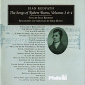 Songs Of Robert Burns Vols. 3 & 4 by Jean Redpath