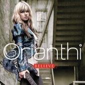 Believe by Orianthi