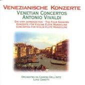 Vivaldi: Venezianische Konzerte by Luigi Zanetti Orchestra Da Camera Dell'Arte