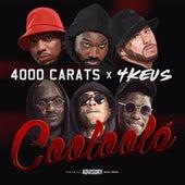 Cooloolé (feat. 4Keus) de 4000 Carats