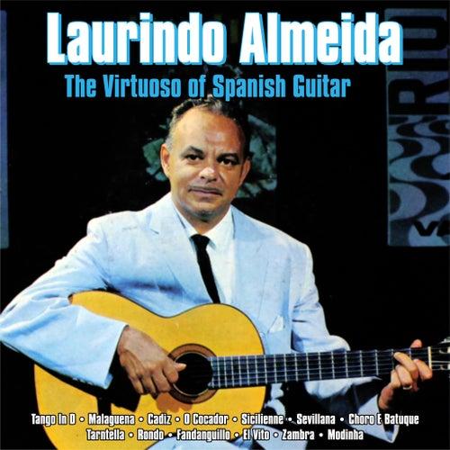 The Virtuoso of Spanish Guitar de Laurindo Almeida