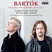 Bartók: Violin Concertos Nos. 1 & 2 von Christian Tetzlaff