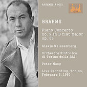 Brahms: Piano Concerto No. 2 in B-Flat Major, Op. 83 (Live) by Alexis Weissemberg