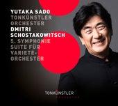 Shostakovich: Symphony No. 5 & Suite for Variety Orchestra von Tonkünstlerorchester