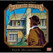 Folge 24: Das gelbe Gesicht von Sherlock Holmes - Die geheimen Fälle des Meisterdetektivs