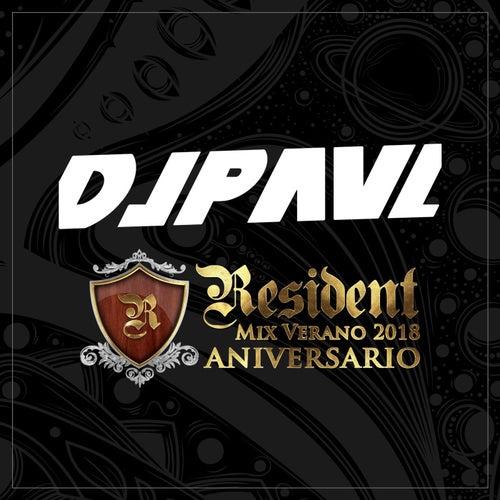 Mix Resident 2018 by DJ Paul