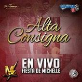 Fiesta de Michelle (En Vivo) van Alta Consigna
