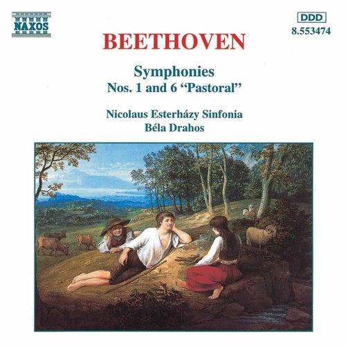 Symphonies Nos. 1 and 6 by Ludwig van Beethoven