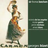 Bizet: Carmen by Victoria De Los Angeles